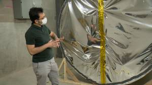 With award-winning prototype, U of R team brings world a little closer to life on Mars (01:42)