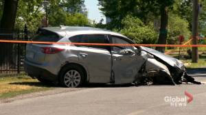Teenager in critical condition after being struck by vehicle in Pierrefonds (02:07)