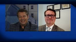 Global News Morning chats with KCCU's Dwayne Henne (09:00)