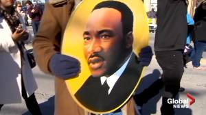 Parades in New Orleans, Dallas honour legacy of Martin Luther King Jr.