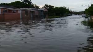 Hurricane Dorian leaves homes in Bahamas underwater