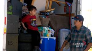 Calgary single father out $2,200 after alleged rental scam (02:05)