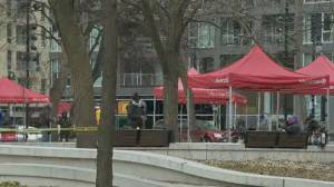 Coronavirus outbreak: Five temporary homeless shelters open in Montreal
