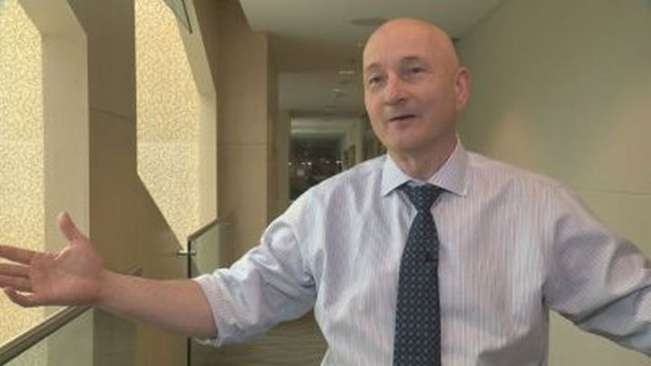 Click to play video: 'Edmonton mayoral candidate suggests city's downtown is not safe'