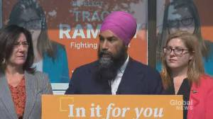 Federal Election 2019: Singh says wearing blackface is about 'impact'