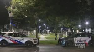 Toronto police investigate shooting that injured 12-year-old boy (01:55)