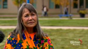 Calgarians mark National Day for Truth and Reconciliation (01:59)