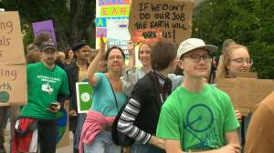 Kelowna joins in Global Climate Strike