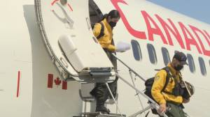 Mexican firefighters back up B.C. crews as more wildfires rage (04:16)