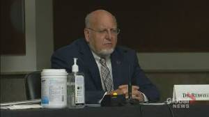 Coronavirus: CDC director says 90% of U.S. population still at risk for COVID-19