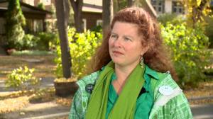 Saskatchewan Green Party leader striving to be premier with mix of seats (00:55)