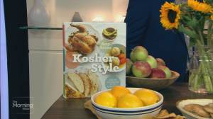 Traditional recipes with a modern twist in time for Rosh Hashanah