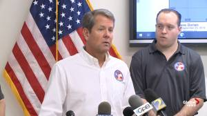 'We don't want a death in Georgia': governor warns of destructive power of Hurricane Dorian