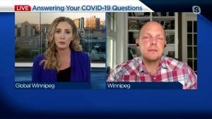Answering your COVID-19 questions, August 5 (03:43)