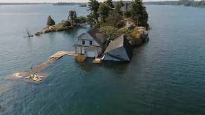 'We're pretty resilient folks up here': 1000 Islands Tourism on rising water levels (02:19)