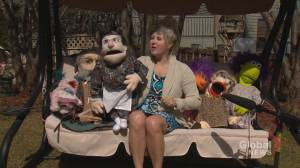 Calgary Cares: Professional puppeteer offers free personalized videos