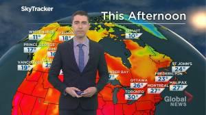 Saskatchewan weather outlook: June 26