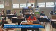 Play video: Coronavirus: Is it safe for kids to return to school?