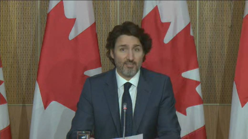'Trudeau outlines his hopes for a 'one-dose summer' and 'two-dose fall''
