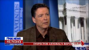'I was wrong': James Comey says he was 'overconfident' in FBI's FISA process