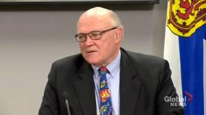 Nova Scotians must remain vigilant, says Dr. Robert Strang (01:50)