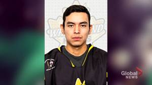 Trial starts for man accused of killing promising Strathmore hockey player (01:33)