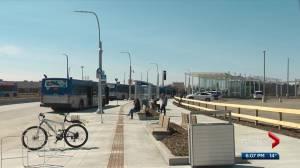 Edmonton reveals Arc card smart fare transit payment system (01:26)