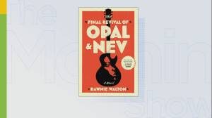 Author Dawnie Walton talks about her new novel 'The Final Revival of Opal and Nev' (04:43)