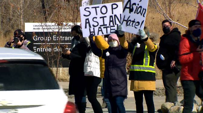 Click to play video: Hidden Hate: Shedding light on the disturbing rise in anti-Asian racism across North America
