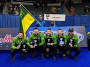 Play video: Team Dunstone ready to rock at the Brier