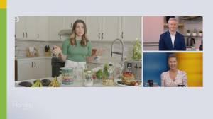 Simple hacks to make Summer meal prep easy (06:15)