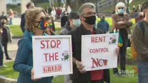 Advocates call for New Brunswick to increase tenant rights (01:58)