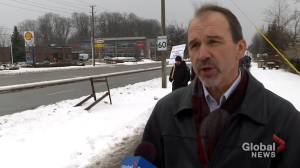 'Parents don't want larger classes': OSSTF President Harvey Bischof