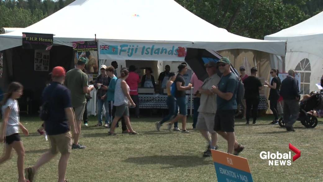 'Edmonton summertime  events organizers excited by Alberta's relaunch plan'