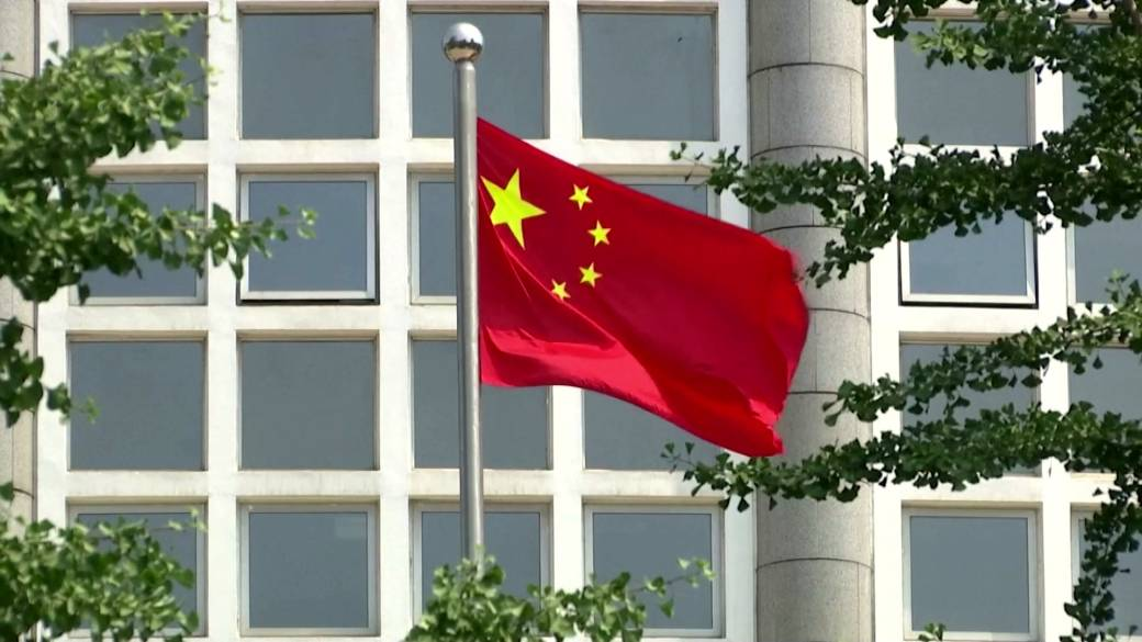 Click to play video 'U.S. impose sanctions on senior Chinese official over alleged Uighur rights abuse'