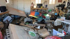Fort Vermilion evacuees return home to severe flood damage (01:52)