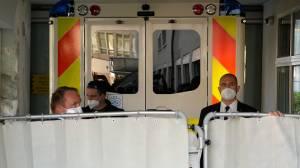 Czech president Zeman in intensive care, says hospital doctor (00:50)