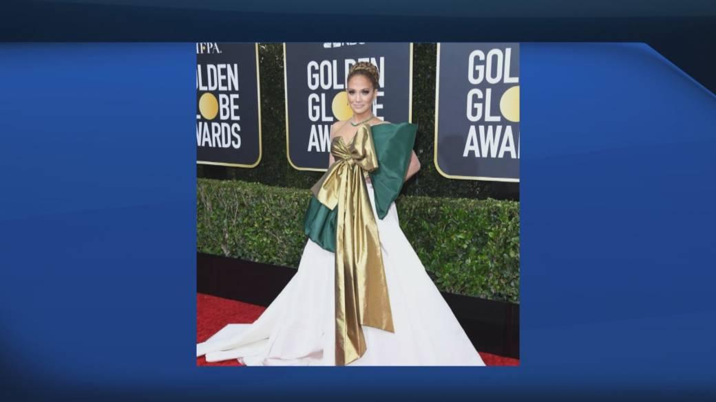 Click to play video '2020 Golden Globe award winners'