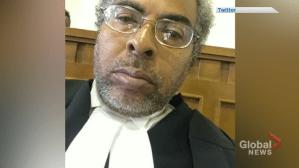 Ontario lawyer pledges allegiance to Proud Boys (02:59)