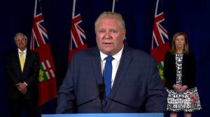 George Floyd death: Doug Ford says Canada doesn't have the same 'systemic, deep roots' of racism as the U.S.