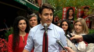Federal Election 2019: Trudeau would monitor Quebec's Bill 21 as it's challenged in court, he says