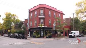 COVID-19: Montreal restaurant terraces will get reprieve in 2022 (01:59)