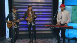 The East Pointers perform 'Wintergreen'
