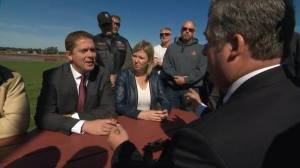 Federal Election 2019: Scheer vows to clear backlog of Canadian veterans waiting to receive benefits