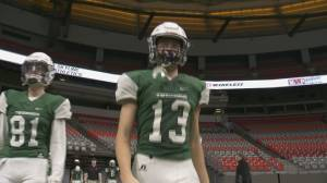 B.C. high school football championships 2019 finals
