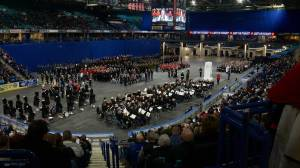 Saskatoon Remembrance Day ceremony recognizes the past, present and future