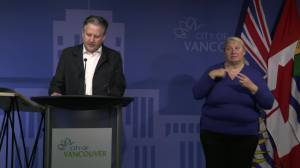 City of Vancouver announce new measures to keep vulnerable DTES residents safe