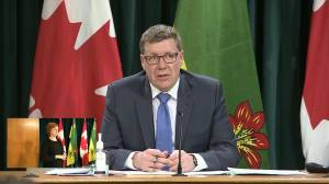 Saskatchewan lays out 'roadmap' in reopening from pandemic (01:43)