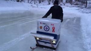 The Great Canadian Washing Machine Zamboni (00:36)