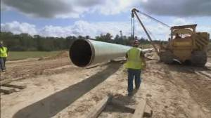 Kiboshing Keystone XL marks new challenges for Canada-U.S. relations (02:33)
